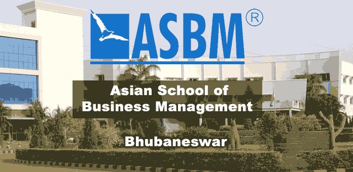 ASBM Bhubaneswar PGDM Admissions 2018