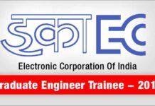 ECIL Graduate Engineer Trainee GET Recruitment