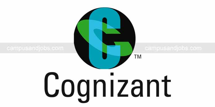 Cognizant Freshers Drive Trainee Software Engineer Campus And Jobs