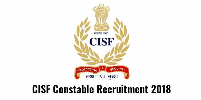 CISF 447 constable driver, pump operator recruitment 2018