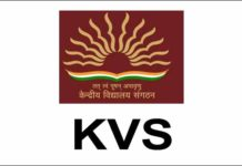 KVS Vice Principal, Headmaster, PGT, TGT Recruitment 2018