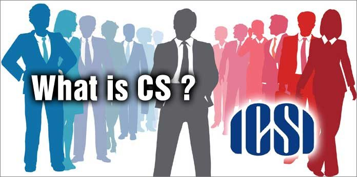 What is CS?