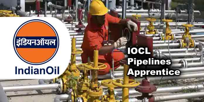 IOCL Pipelines Apprentice Recruitment 2020